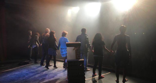Les Mascarilles : gros succès ce week-end à la Salle des Fêtes !