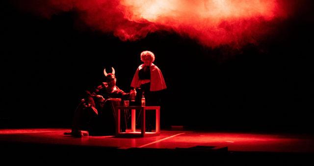 13, 14, 15 mars 2020 à Maule : Théâtre sans animaux (première partie) et Jeux de scène (deuxième partie) !